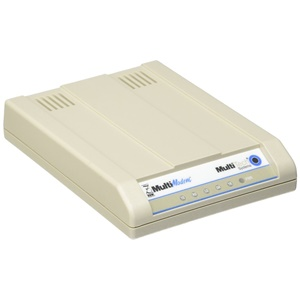 Multi-Tech MT5656ZDX MultiModemZDX V.92 Data/Fax Modem - Serial - 2 x RJ-11 , 1 x DB-25 RS-232C Serial - 56 Kbps