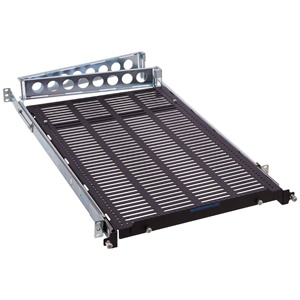 "Innovation Sliding Rack Mount Shelves - 19"" 1U"
