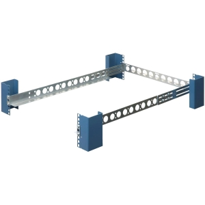 Innovation 1U Rack Mount Rails - Steel - 45 lb