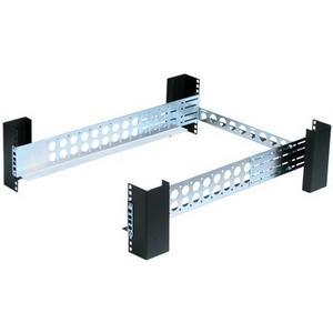 Innovation 2U Rack Mount Rails - Steel - 75 lb