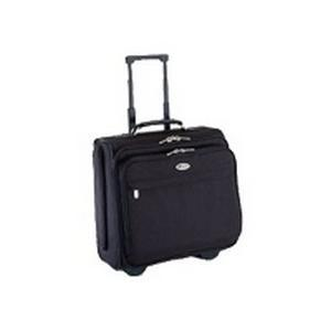 Targus Notebook Case - Top-loading - Telescoping Handle - Polyester - Black
