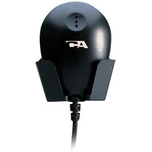 Cyber Acoustics ACM-1b Monitor/Lapel Microphone - Lapel - 100Hz to 16kHz - Cable - OEM