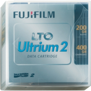Fujifilm LTO Ultrium 2 Data Cartridge - LTO Ultrium LTO-2 - 200GB (Native) / 400GB (Compressed)
