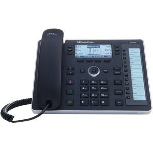 AudioCodes UC440HDEG 440HD IP Phone - Black