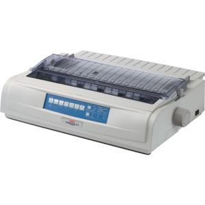 Oki MICROLINE 421 Dot Matrix Printer - 570 cps Mono - 240 x 216 dpi - Parallel, USB