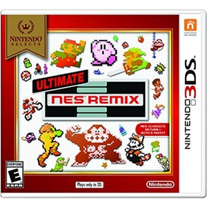 Nintendo 3DS NINTENDO SELECTS: ULTIMATE NES REMIX