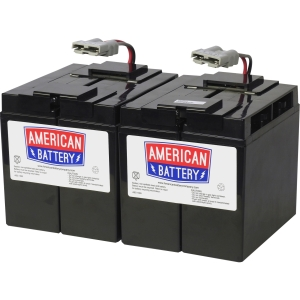 ABC Replacement Battery Cartridge#11 - Maintenance-free Lead Acid Hot-swappable