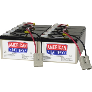 ABC Replacement Battery Cartridge#12 - Maintenance-free Lead Acid Hot-swappable