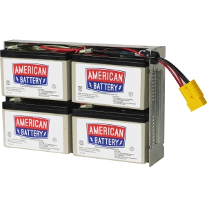 ABC Replacement Battery Cartridge #23 - 12V DC - Maintenance-free Sealed Lead Acid Hot-swappable