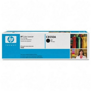 HP 822A Black Toner Cartridge - Black - Laser - 25000 Page - 1 Each