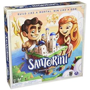 Roxley Santorini Strategy Board Game