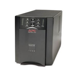 APC Smart-UPS 1500VA - 1440VA - 6.7 Minute Full Load - 8 x NEMA 5-15R