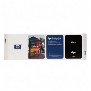 HP Black Ink Cartridge - Black - Inkjet - 400 Page - 1 - Retail