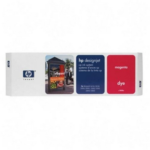 HP Magenta Ink Cartridge - Magenta - Inkjet - 400 Page - 1 - Retail