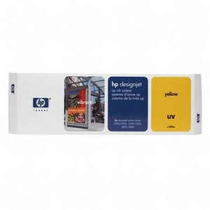 HP Yellow Ink Cartridge - Yellow - Inkjet - 400 Page - 1 - Retail