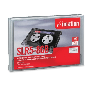 Imation 11864 SLR-5 Data Cartridge - SLR - SLRtape5 - 4 GB (Native) / 8 GB (Compressed) - 1 Pack