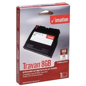 Imation 46214 Travan TR-4 Data Cartridge - Travan TR-4 - 4GB (Native) / 8GB (Compressed)