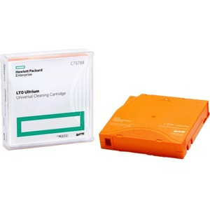 HP LTO Ultrium Universal Cleaning Cartridge - LTO Ultrium