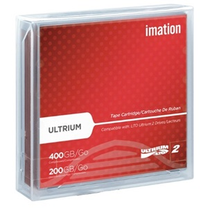 Imation BlackWatch Ultrium LTO-2 Data Cartridge - LTO Ultrium LTO-2 - 200GB (Native) / 400GB (Compressed)