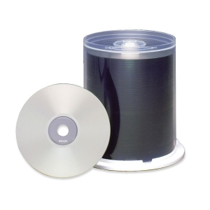 Maxell CD Recordable Media - CD-R - 48x - 700 MB - 100 Pack Spindle - Bulk - 120mm1.33 Hour Maximum Recording Time