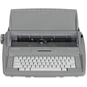 "Brother SX-4000 Portable Electronic Typewriter - Daisy Wheel - 10cps - 9"" Print Width16 Character(s) LCD"
