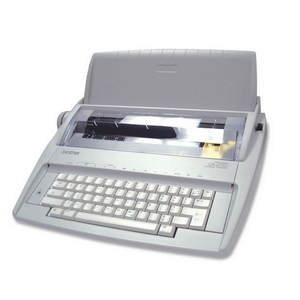 "Brother GX-6750 Portable Electronic Typewriter - Daisy Wheel - 12 - 9"" Print Width"
