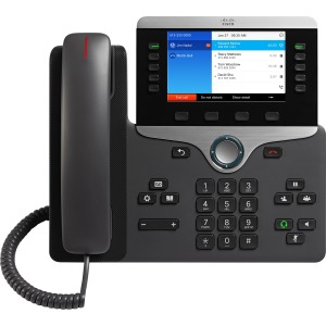 Cisco 8841 IP Phone Wall Mountable CP8841K9