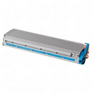 Oki Cyan Toner Cartridge - Cyan - LED - 15000 Page - 1 Each