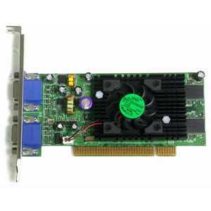 Jaton GeForceFX Graphics Card - 128MB