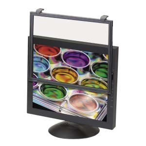 "3M EF200XXLB Black Framed Anti-Glare Filter Black - 21"", 20""CRT, LCD Monitor"