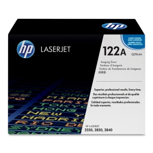 HP Drum Cartridge - Laser Imaging Drum - Black, Color - 1 Pack