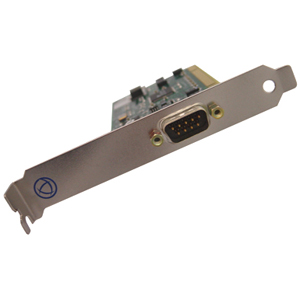 Perle - UltraPort1 SI Serial Adapter - 1 x 9-pin DB-9 Male RS-232/422/485 Serial - Universal PCI