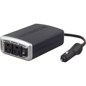 Belkin AC Anywhere 300W Power Inverter - 12V DC - 110V AC - Continuous Power:300W