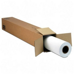 "HP Universal Photo Paper - 36"" x 100 ft - 190 g/m² - Semi-gloss - 89% Brightness - 1 Roll - White"