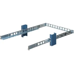 Innovation 1U Rack Mount Rails - Steel - 45 lb