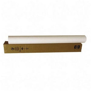"HP Banner Paper - 36"" x 50 ft - 496 g/m² - Matte - 1 Roll - White"