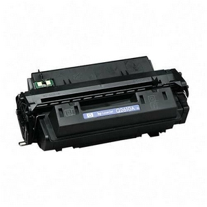 HP 10D Dual Pack Black Toner Cartridge - Black - Laser - 6000 Page - 2 / Box
