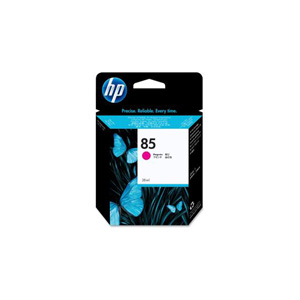 HP 85 Magenta Ink Cartridge - Magenta - Inkjet - 1 Each