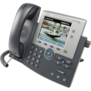 Cisco Unified 7945G IP Phone Desktop Wall