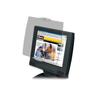"Fellowes LCD Privacy Screen - 19"" - 19"" LCD"