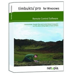 Netopia Timbuktu v.9.0 Pro - Complete Product - 1 User - Remote Management - Standard Retail - PC
