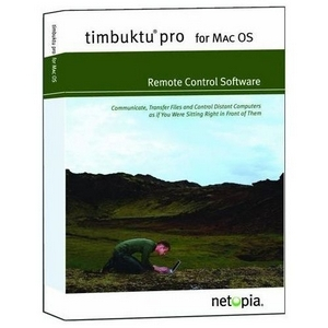 Netopia Timbuktu v.8.8 Pro - Complete Product - 1 User - Remote Management - Standard Retail - Mac