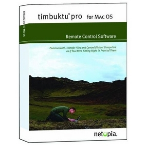 Netopia Timbuktu v.8.8 Pro - Complete Product - 10 User - Remote Management - Standard Retail - Mac