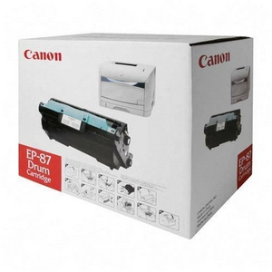 Canon EP-87 Drum Cartridge - Laser Imaging Drum - 20000 Page - 1 Pack
