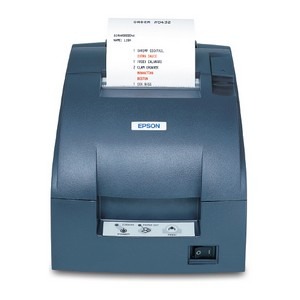 Epson TM-U220A POS Receipt Printer - 9-pin - 6 lps Mono - Parallel