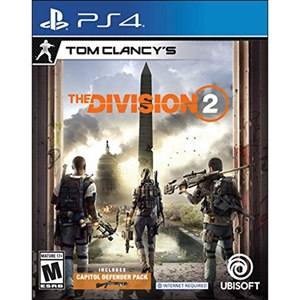 PS4 TOM CLANCYS THE DIVISION 2 LE