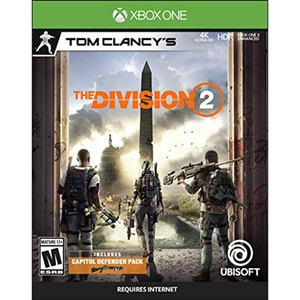 XB1 TOM CLANCYS THE DIVISION 2 LE