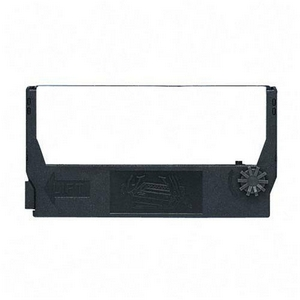 Epson Black Ribbon Cartridge - Black - 1 Each
