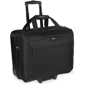 "Targus Carrying Case for 17"" Notebook - Black - Nylon"