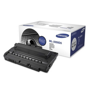 Samsung Black Toner Cartridge - Black - Laser - 5000 Page - 1 Each